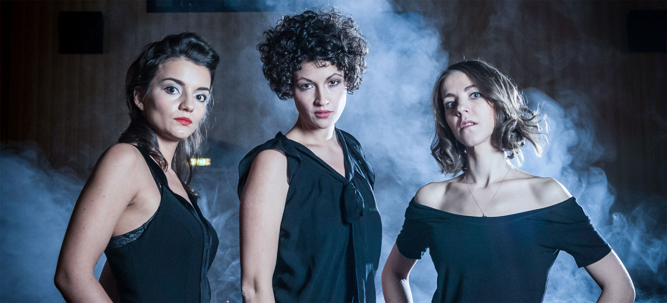 3 Engel für Friseure