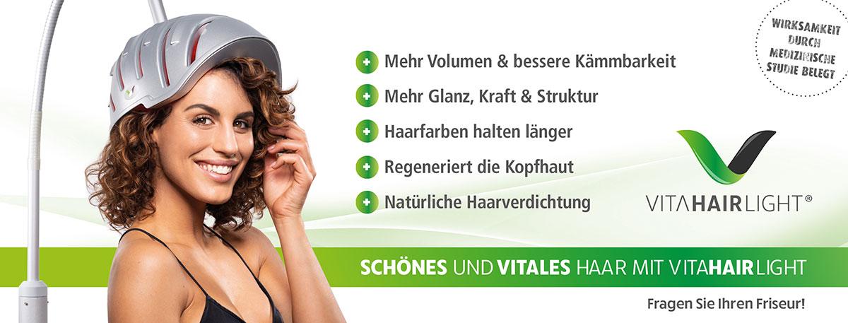 VitaHairLight - Natürliche Haarverdichtung